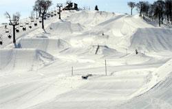 奥只見スキー場